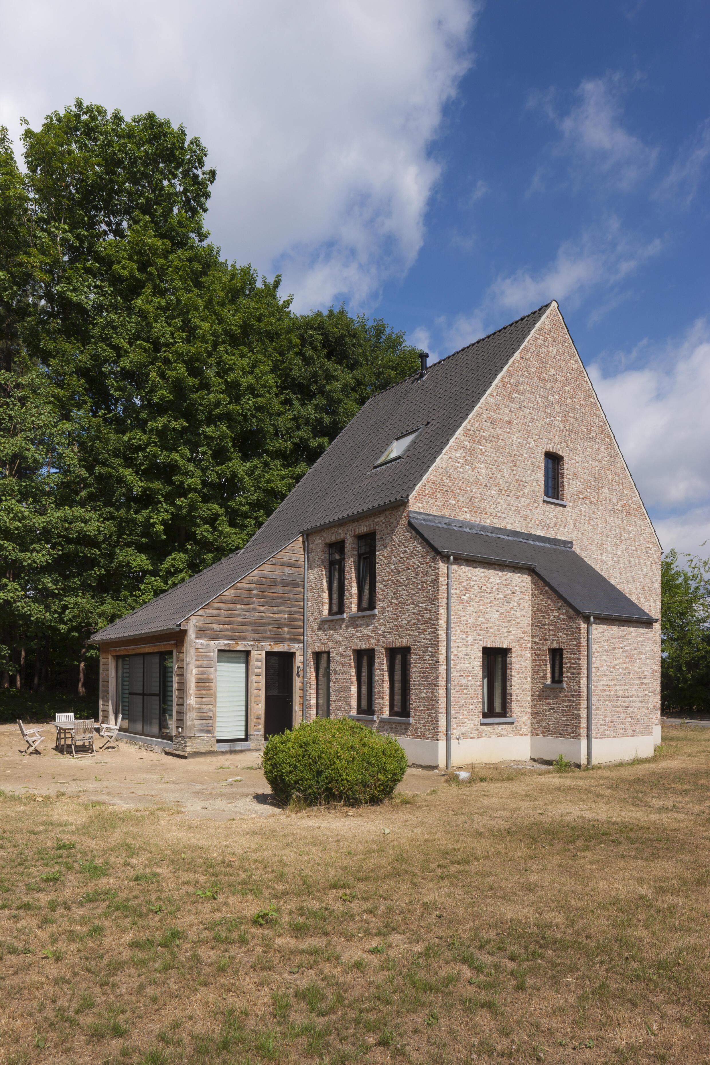 Woning lv ap art architecten - Renovateer een huis van de jaren ...