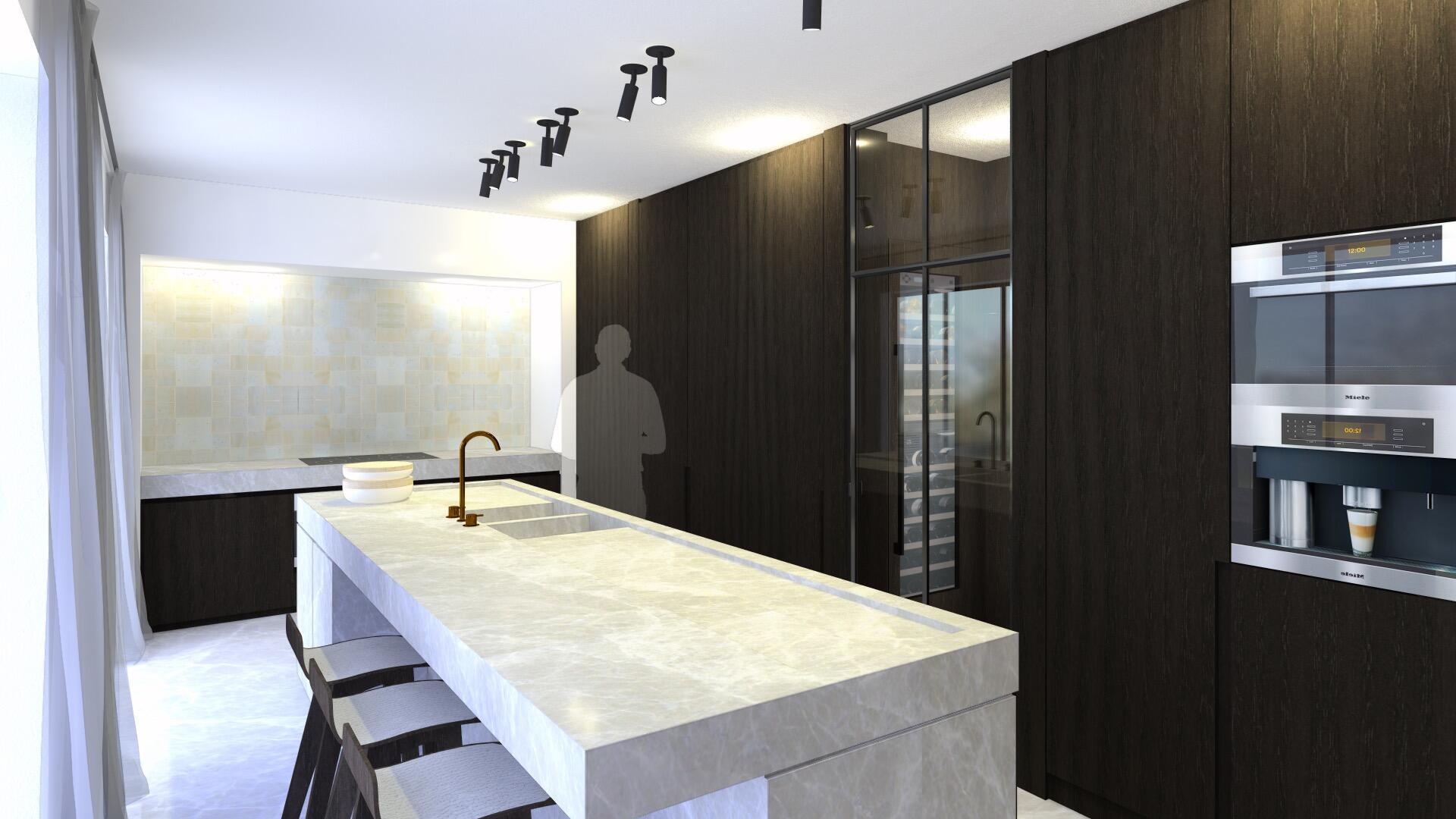 Woning gf ap art architecten - Hedendaagse interieurs ...